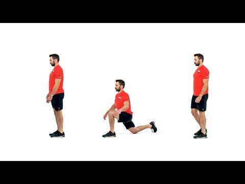 The Walking Lunge