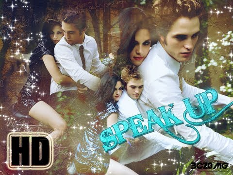 POP ETC - SPEAK UP (Letra en español) HD soundtrack amanecer parte 2 Breaking Dawn