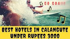 Best budget hotels in calangute Goa || Budget hotels in Goa