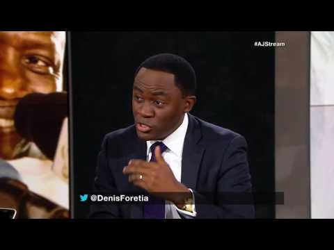 Gambia Post-elections Crisis - Dr. Foretia on Al Jazeera