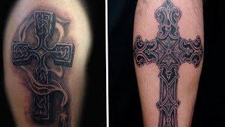 Самые популярные татуировки  Татуировка крест
