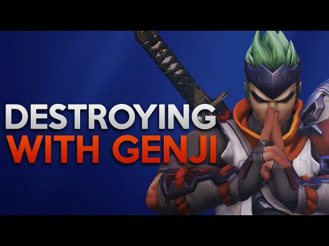 Overwatch: Destroying With
