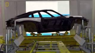 Документальный фильм Мегазаводы  Porsche 911 2011 2014 HD смотреть онлайн