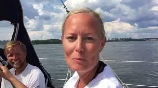 Från Sverige till Holland 2016-08-31