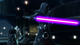 SWTOR Walkthrough Sith Inquisitor Darkside: Revan Foundry Conversation II Ver. II