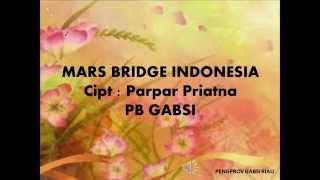 Mars Bridge Indonesia PB GABSI text