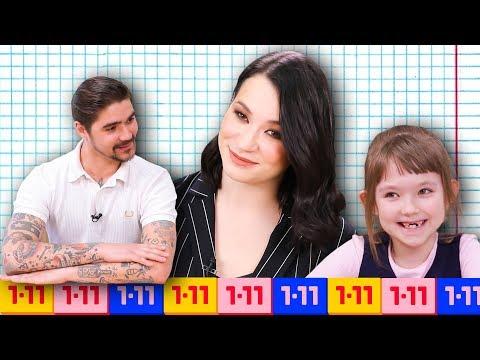 Кто умнее - Юра Музыченко или школьники? Шоу Иды Галич 1-11