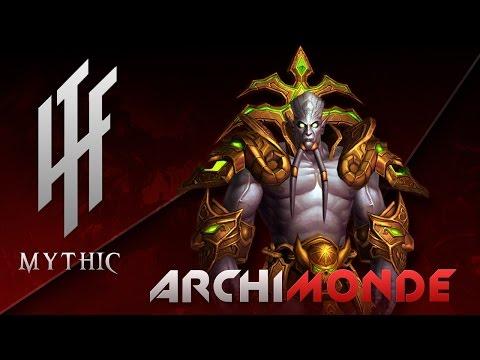 HTF vs Mythic Archimonde - Multi PoV
