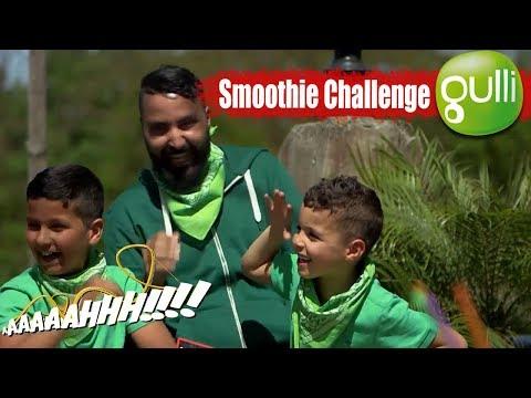 AAAAAHHH!!!! 22/10 - Smoothie Challenge #2 avec Joan, Les Boyz TV,  Sisters Alipour, David Lafarge!