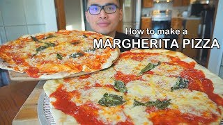 How to make a MARGHERITA PIZZA