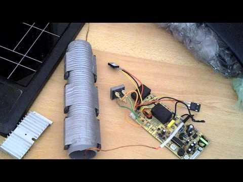 видео: Индукционный нагреватель своими руками