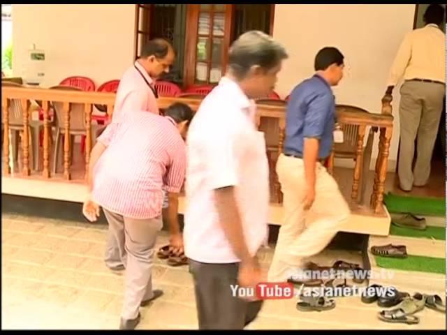 Vigilance raid against K Babu is spreading towards other congress leaders