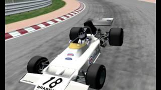 Formula 1 1972 de Espana Spain Jarama Race Laps Grand Prix tecniche di frenata sono molto difficili da imparare e CREW F1 Seven Mod circuit F1C F1 Challenge 99 02 The Classics GP Team 2012 2013 2014 2015 47 00 67 1