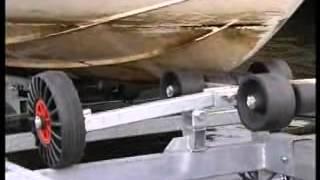 Лодочный прицеп Tiki Treiler