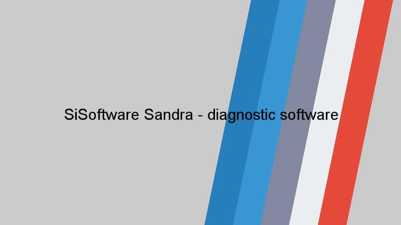 sisoftware sandra 2018 portable