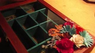 September Lsh Guest Designer Project - Jewelry Box Contest