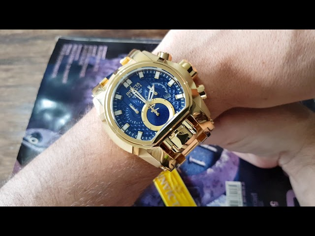 Relógio invicta magnum 25209 Bolt Zeus original  de verdade só  na Altarelojoaria  zap 16 98114 2823
