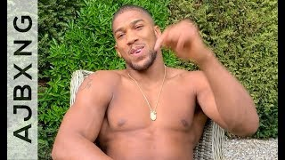 Фото What Goes Around Comes Around  Anthony Joshua