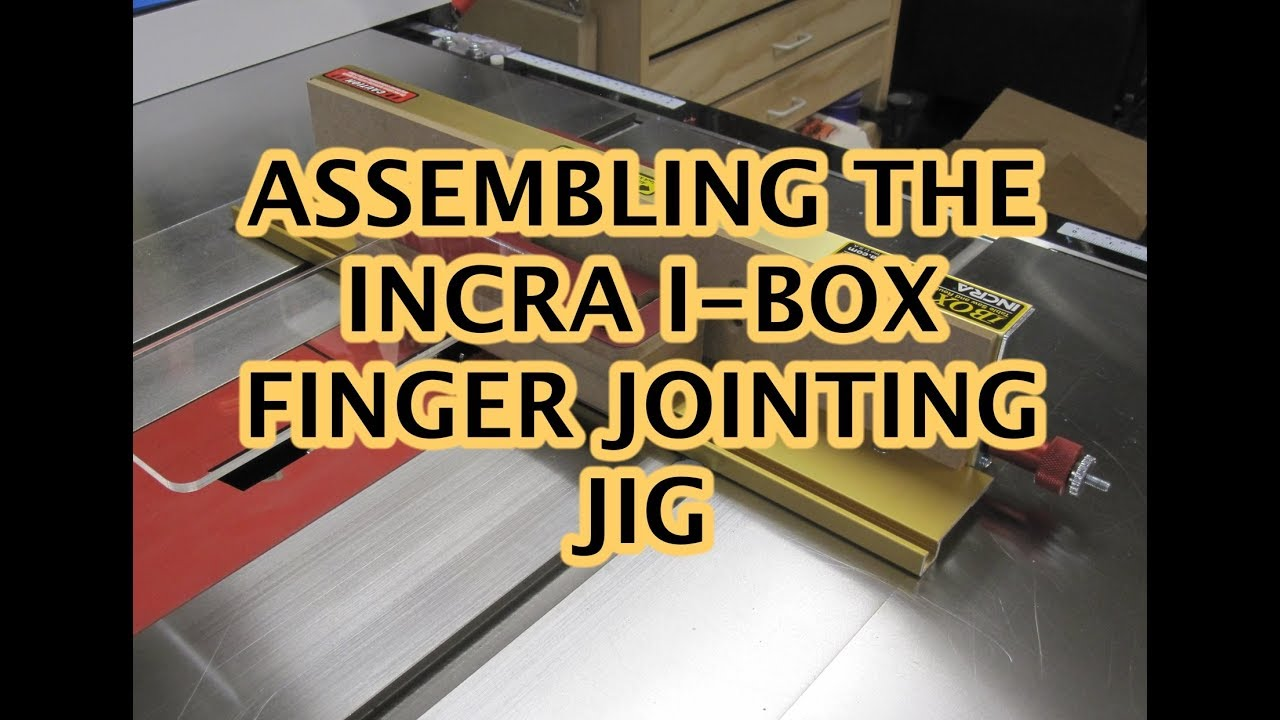 Incra I Box Jig Video