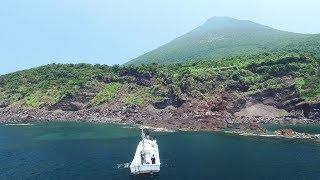 #294 絶景 錦江湾を彩る青の階調~根魚探訪 ベテラン船長の休日~