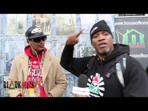 The Amen Ra Squad Face Off In Harlem