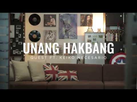 UNANG HAKBANG feat. Keiko Necesario (LIVE & RAW)