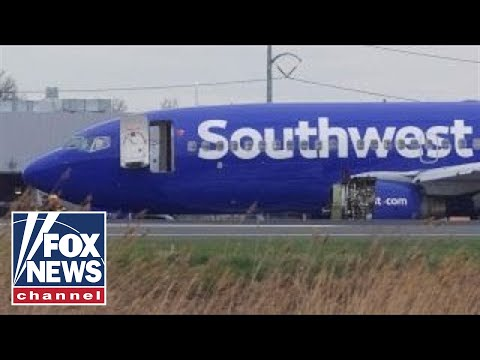 Southwest passenger dead after midair engine explosion