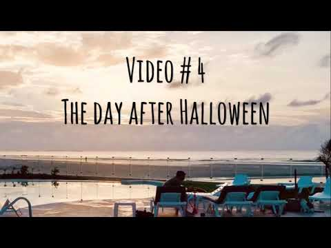 Banjul, The Gambia Video #4 The day after Halloween