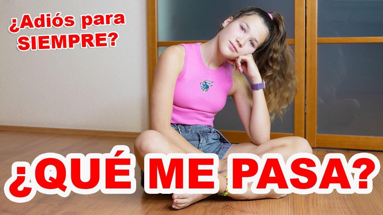 ¿QUÉ ME ESTÁ PASANDO? CUENTO TODA LA VERDAD ¿ME VOY PARA SIEMPRE? | Daniela Golubeva