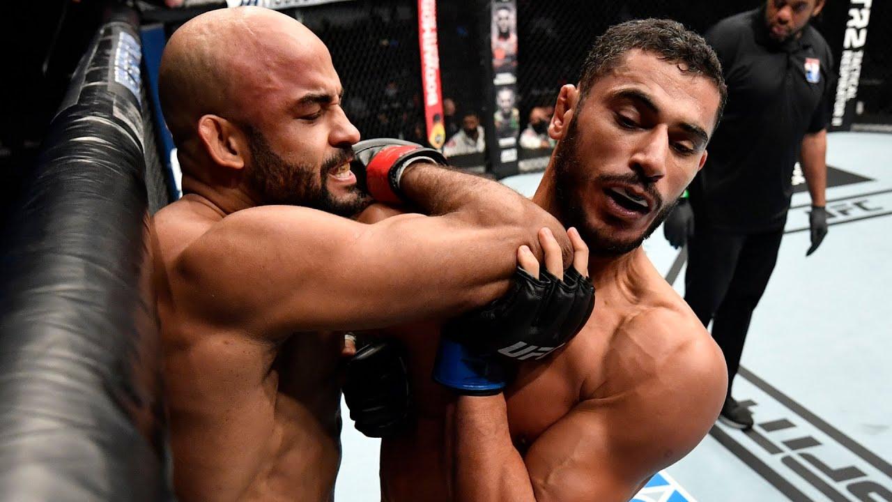 Download Melhores Nocautes e Finalizações do Card | UFC Vegas 30