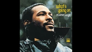 Marvin Gaye - What's Going On (LP USA COPY - TAMLA – 1971 - TS 310)
