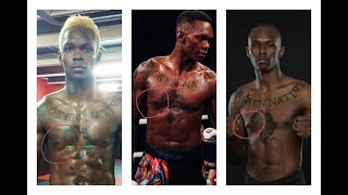 DOES ISRAEL ADESANYA HAVE GYNO? *NIPPLE* *CHEST*