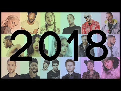 2018 ANTHEM (140+ Songs Pop & EDM Mashup) - Squiller