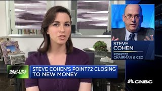 Steve Cohen's Point72 Closing To New Money