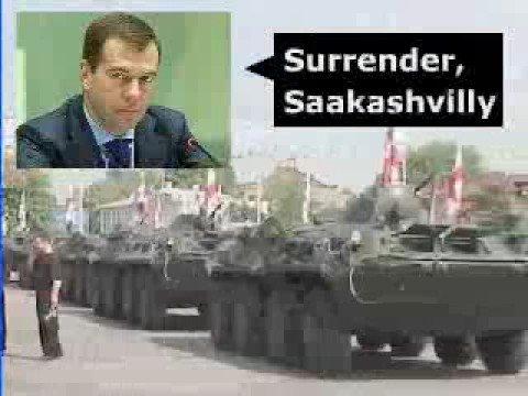 война Грузия США Россия