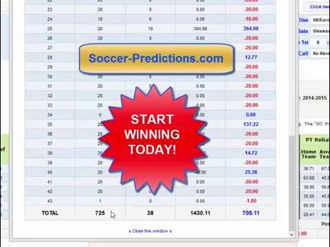 Soccer Betting on Bookies' Favourites