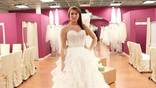 Allure Bridals Style: 8911 {Dress of the Week}
