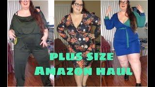 Plus Size Amazon Haul