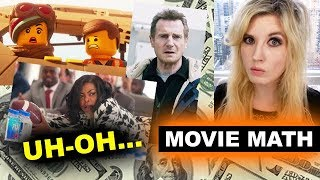 Box Office for The LEGO Movie 2, Cold Pursuit, What Men Want