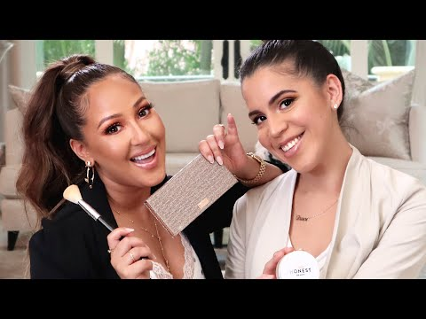 Testing Latina Owned Makeup Products