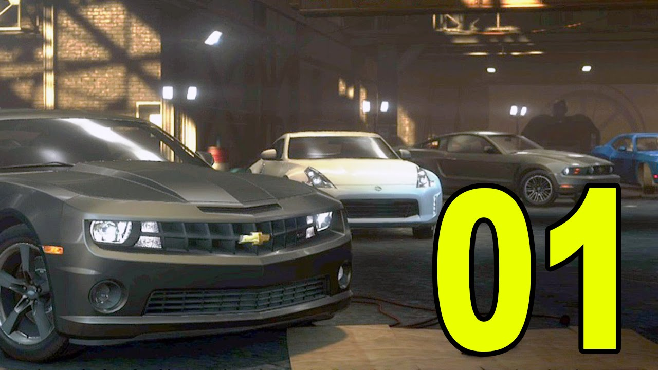 Download The Crew - Part 1 - Choose your Ride (Let's Play / Walkthrough / Gameplay)