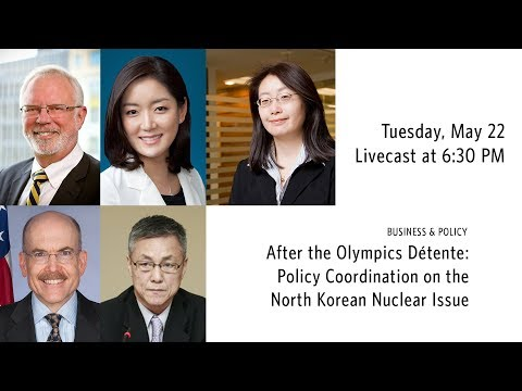 After the Olympics Détente: Policy Coordination on the North Korean Nuclear Issue