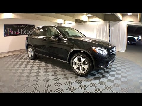2018 Mercedes-Benz GLC New and preowned Mercedes-Benz, Atlanta, Buckhead, certified preowned CVP9854