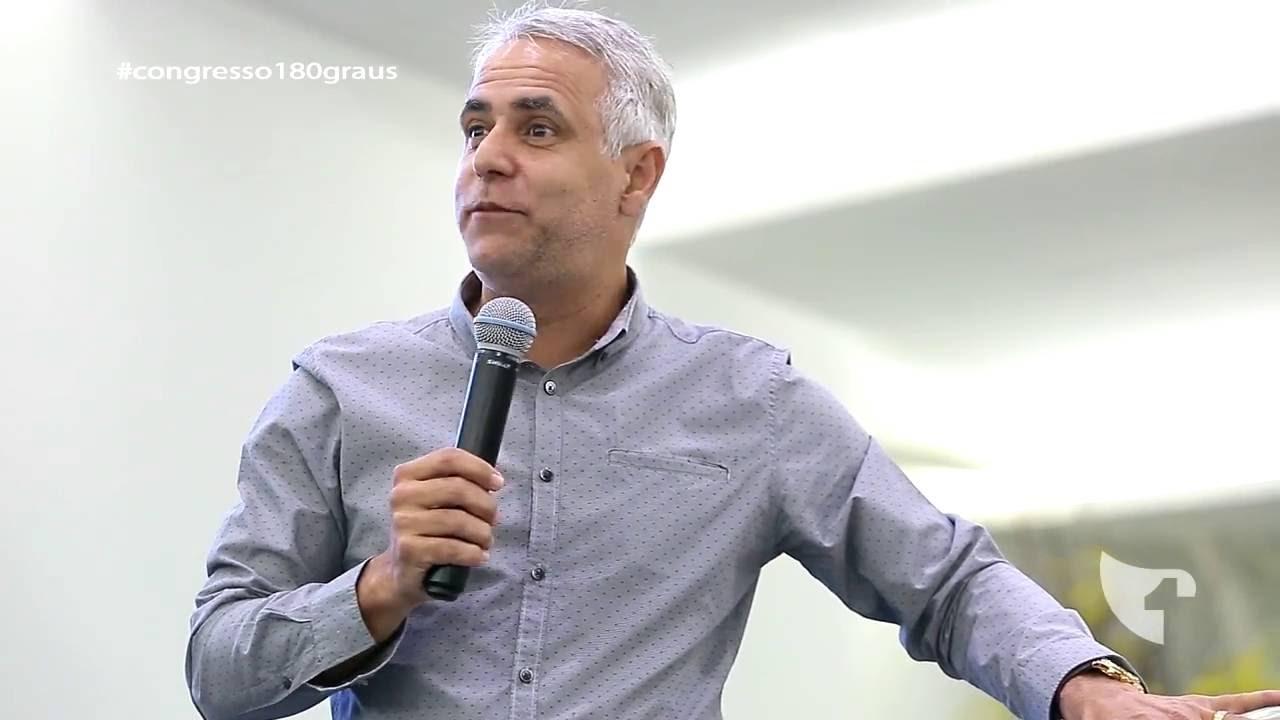 Pastor Cláudio Duarte - A Postura de Daniel | Congresso 180 Graus | 03-09-2016