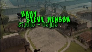 Daddy    Steve Henson   Smith Role Play   Zion   The end . [Архив со старого канала.]