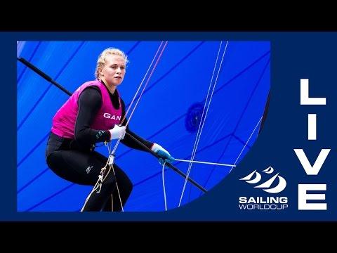 LIVE Sailing World Cup Weymouth & Portland