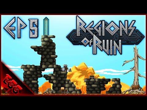Regions Of Ruin - Ep5: Refinery & Trade Depot!