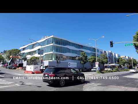 2301 Lombard Installation | BŌK Modern