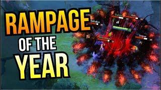 Rampage of the Year - 2017 | Dota 2