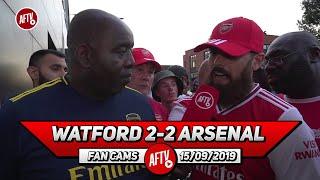 Watford 2-2 Arsenal | Why Did Emery Take Ceballos Off!! (Turkish)